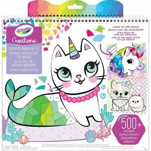 Crayola-Creations-Sticker-By-Number-Art