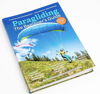 The Beginner's Guide by Cross Country Magazine Paragliding Book