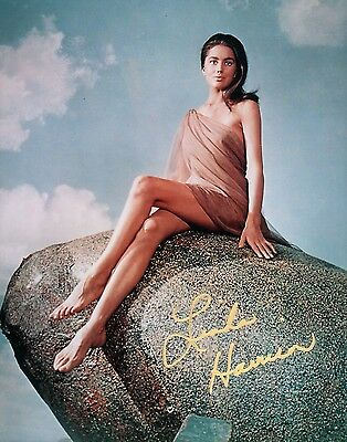 Linda Harrison Nova PLANET OF THE APES 8x10 AUTOGRAPHED Signed Glossy Photo POA
