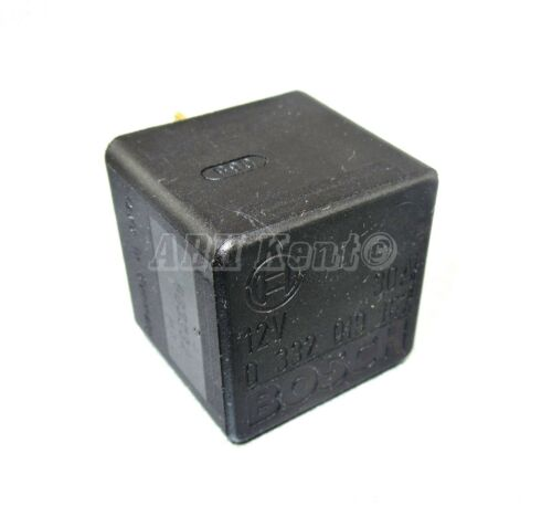 234-Toyota 95-05 4-Pin Black Relay 90080-87005 Bosch 0332019167 ISO M4-S 30A