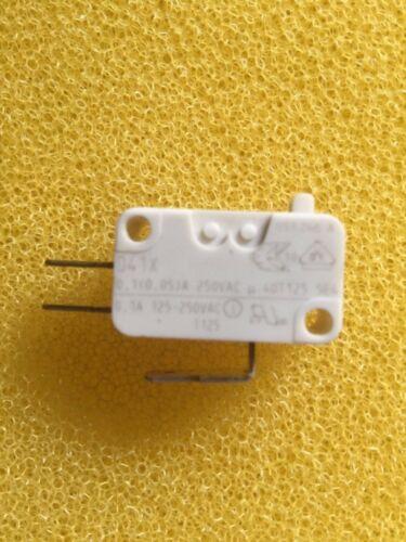 2x Cherry d41x INTERRUTTORE MICRO INTERRUTTORE Siemens Bosch Melitta Nivona wi̇e NUOVO