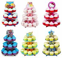 Wilton Paper Cupcake Stands, 10 Styles