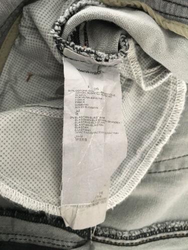 97coton Jeans 'Elena 54 25 pour délavé 3élasthanne Miro' 8300733117610 femmes gris 3RjAS5c4Lq