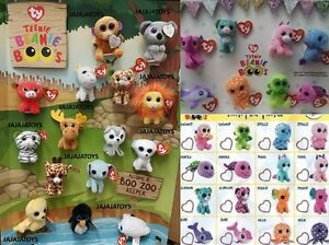 McDonald s 2017   2014 TY TEENIE BEANIE BOOS - Pick your toy - FREE ... be7d3b8d230a