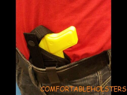 BERSA THUNDER 380 INSIDE PANTS 802 Concealed GUN Holster LAW ENFORCEMENT