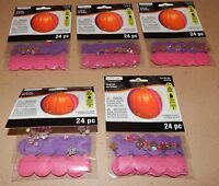 Halloween Craft Kits Creatology 5pks Gems & Felt Shapes For Pumpkins120pcs 124m