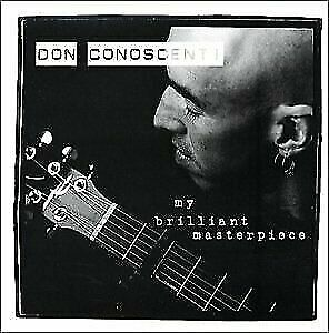 My Brilliant Masterpiece By Don Conoscenti Cd Oct 1998 Cogtone For Sale Online Ebay