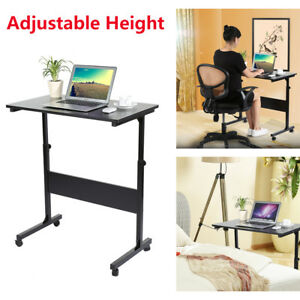 Image Is Loading Adjule Portable Laptop Table Stand Lap Sofa Bed