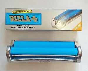 Rizla-King-Size-Metallo-Sigarette-Crudo-per-Rollare-Macchina-FAG-Sigarette-Rizla