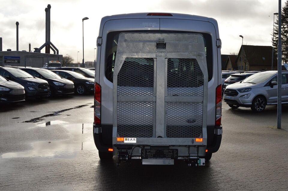 Ford Transit 350 L3 Kombi 2,0 TDCi 130 Trend H2 FWD d, Diesel,