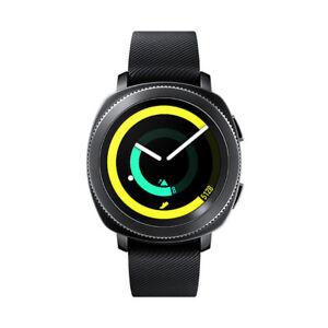 Samsung-Gear-Sport-SM-R600NZKCXAR-Super-AMOLED-Bluetooth-Smartwatch-BUNDLE