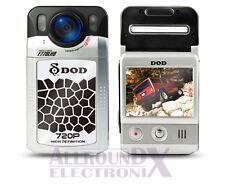 DOD Auto HD 720P TFT Mini DVR, Black Box, 120° Kamera, 10x Zoom, SD-Aufzeichnung