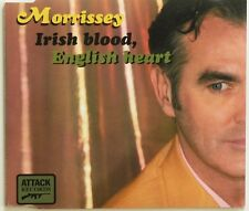 MORRISSEY - IRISH BLOOD, ENGLISH HEART 1 track promo CD UK issue. Sanctuary