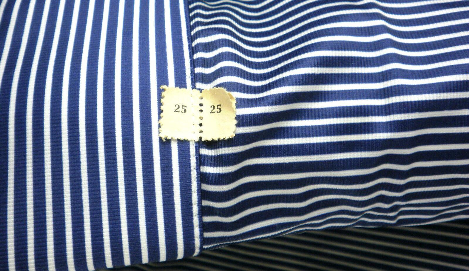 NOS Welton Oberhemd 80er TRUE VINTAGE GDR Freizeithemd 80s dress shirt gestreift