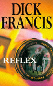 Reflex-Pan-Edition-Dick-Francis-Used-Good-Book
