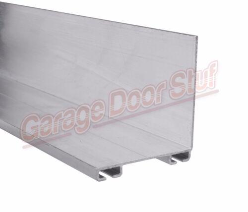 L Shape Garage Door Weather Seal Retainer