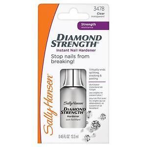 Sally Hansen Diamond Strength Instant Nail Hardener 3478 Clear