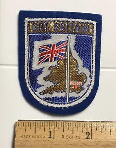 Great-Britain-UK-England-British-Isles-Waving-Flag-Souvenir-Felt-Patch-Badge