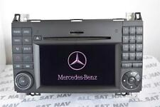 navigation system aps 50 ntg 2 5 dvd mercedes vito 639 a1699002300 rh ebay co uk
