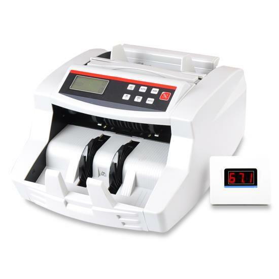 Pyle Prmc700 Wireless Automatic Bill Counter 2 Color Lcd Online Ebay