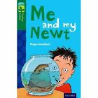 Oxford Reading Tree Treetops Fiction: Level 12 More Pack B: Me and My Newt by Pippa Goodhart (Paperback, 2014)