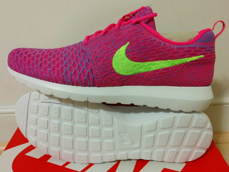 Nike Flyknit Rosherun Men's Fashion sneakers-677243601, size:9.5