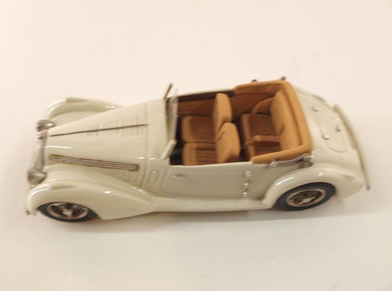 Ma Collection (Suisse)    n°6 TALBOT LAGO RECORD Cabriolet 1938 Lim Ed n°150 1/43   Magnifique  d5e6c5