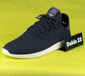 7f7d48d8e6d06 Image is loading adidas-Originals-PW-Tennis-HU-Men-Lifestyle-Sneakers-