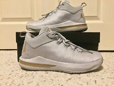 3822be6156fda1 Lightly Used Air Jordan CP3.X AE Men s Basketball Shoes Wolf Grey Mens US  Size 9