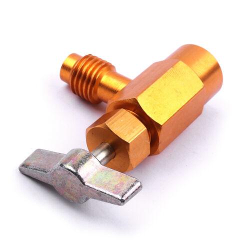 Universal Can Tap Bottle Opener  R12 R134a Refrigerant Dispenser Valve Aluminum