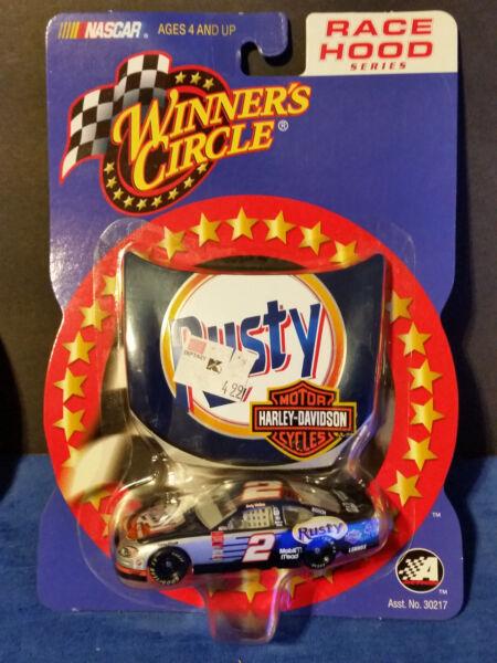 #2 RUSTY WALLACE RUSTY PENSKE FORD STICKER SERIES 2002 WINNERS CIRCLE 1/64