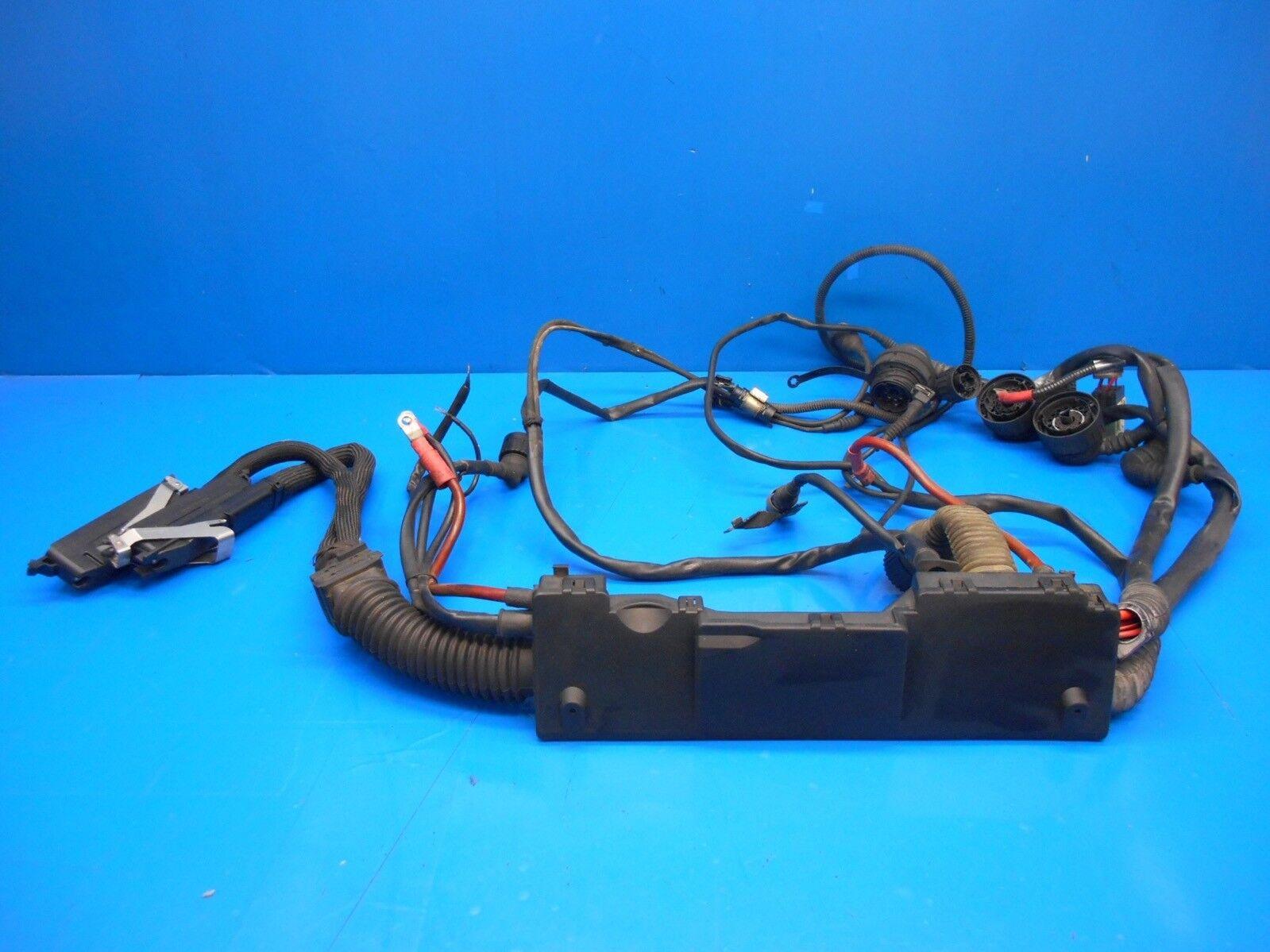 BMW E36 318i Sedan M44 OEM Engine Wiring Harness 12511743918 | eBay