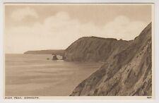 Devon postcard - High Peak, Sidmouth