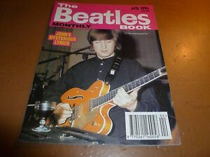 THE-BEATLES-BOOK-MONTHLY-Magazine-No-240-April-1996