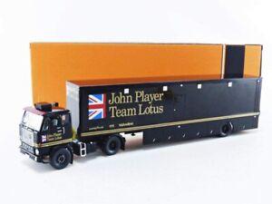 IXO-TTR017-VOLVO-F88-JOHN-PLAYER-TEAM-LOTUS-model-Racing-Transporter-1-43rd