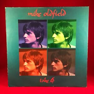 MIKE-OLDFIELD-Take-4-1978-UK-12-034-WHITE-vinyl-EP-EXCELLENT-CONDITION-single