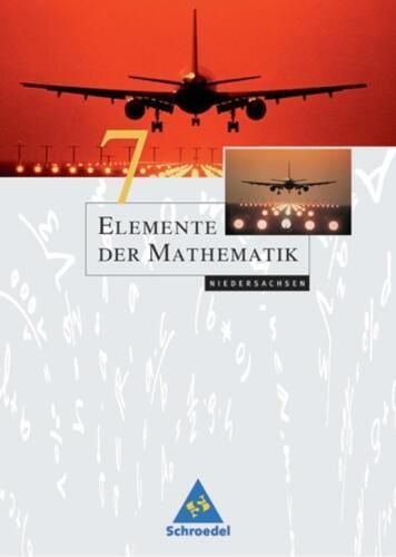 1 von 1 - Elemente der Mathematik 7 *** NEU *** Niedersachsen