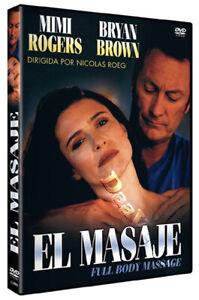 Full-Body-Massage-NEW-PAL-Cult-DVD-Nicolas-Roeg-Mimi-Rogers-B-Brown-C-Burgard