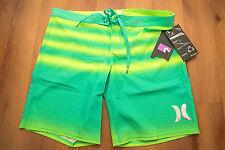 Hurley Phantom printed Board shorts/bañador talla s nuevo con etiqueta