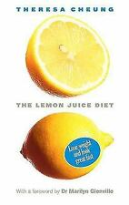 The Lemon Juice Diet, Cheung, Theresa, 0312536658, Book, Acceptable