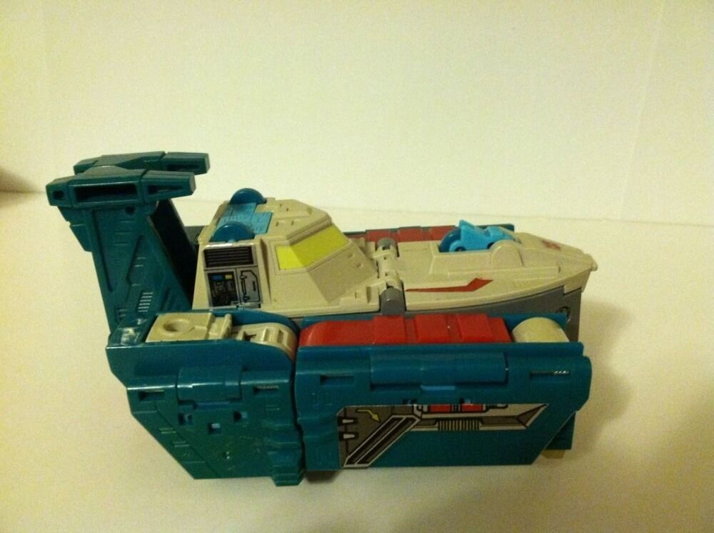 1988 Takara Transformers Japón sixknight seis Caballero quickswitch no Completo
