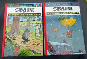SIBYLLINE-MACHEROT-TAYMANS-7-ALBUMS-ETAT-NEUF