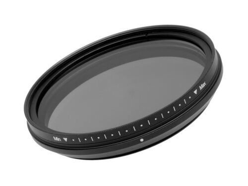 Variable Nd Filter For Panasonic Lumix G Vario 14 42mm F3.5 5.6 Asph Ois by Fotopus