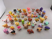 20PCS Lovely Toys RANDOM LITTLEST Pet Lot SHOP Girl Figures Auction Loose Child
