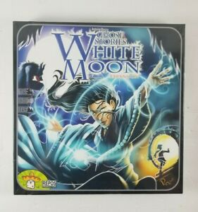 Antoine-Bauza-Ghost-Stories-White-Moon-Expansion-Repos-Production-Brand-New