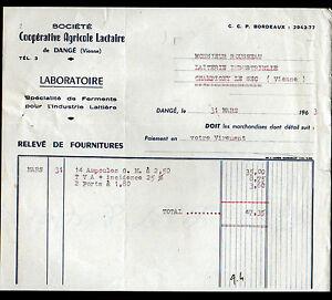 DANGE-86-FERMENTS-amp-CAMEMBERT-LAITERIE-LABORATOIRE-034-COOPERATIVE-LACTAIRE-034
