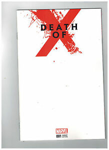 DEATH-OF-X-1-Blank-Cover-Variant-2016-Marvel-Comics