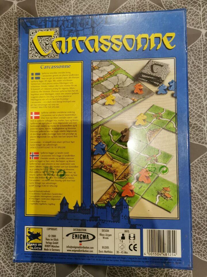 Carcassonne, brætspil