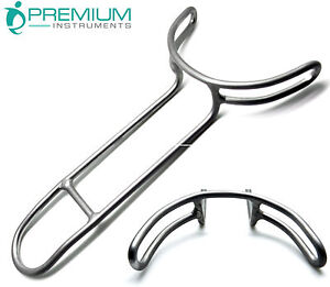 New-Vestibulum-Lip-Cheek-Retractor-6-5-034-Dental-Mouth-Opener-Surgical-Instruments