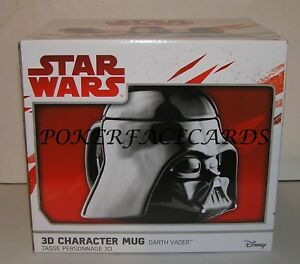 About 3d Details In Box Vader New MugDarth Wars Helmet Disney Star Character SMVGzqUp